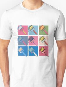 Pop Paintbrush T-Shirt