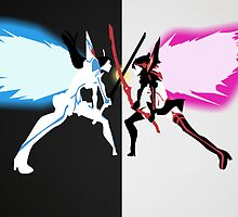 Kill la Kill - Satsuki Vs Ryuko by Matthew James