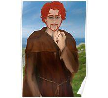 Comgall of Bangor  Poster