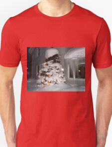 *Christmas in Canada* 1992 Unisex T-Shirt