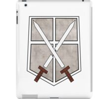 Attack On Titan: Trainees Squad iPad Case/Skin
