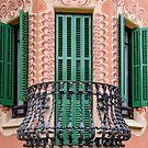 Antoni Gaudi's House by Xandru