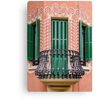 Antoni Gaudi's House Canvas Print