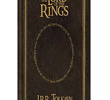 Lord Of The Ring Book by BisKrome