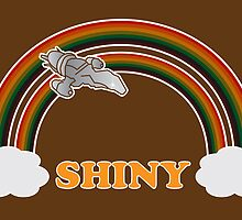 Firefly - Serenity | Double rainbow by Tee NERD