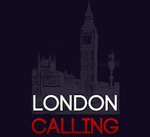 London -  Big Ben by rigorousdream