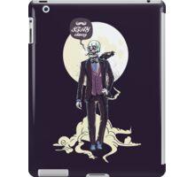 Stay Classy iPad Case/Skin