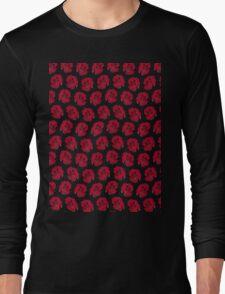 Red roses wallpaper Long Sleeve T-Shirt