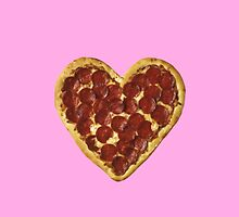 Pizza love by BroHannahham