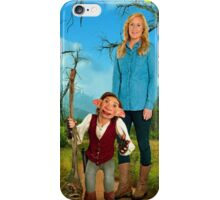 Yonderland - Debbie and Elf iPhone Case/Skin