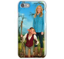 Yonderland - Debbie and Elf iPhone Case/Skin