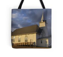 St. Columba Tote Bag