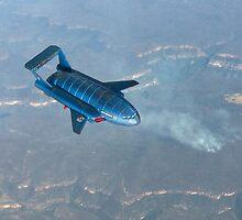Thunderbirds are Go! by Keith Midson