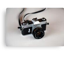 Canon TX vintage film SLR Canvas Print