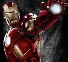 Iron Man by quiantart