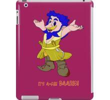 It's a-me Daario iPad Case/Skin