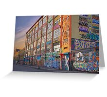 5-Pointz Greeting Card