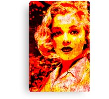 Marilyn Monroe 2 Canvas Print
