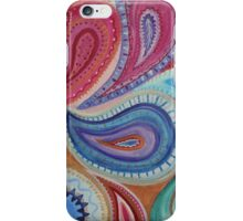 Perfectly Paisley iPhone Case/Skin