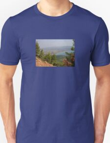 Gokova Plain, Sky, Sea Landscape Turkey T-Shirt