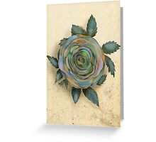 The Friendship Rose I Greeting Card