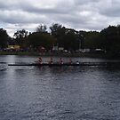 Head of the Charles 1 by come-along-pond