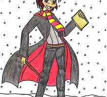 Winter Gryfindor Andy Barclay by SSL13