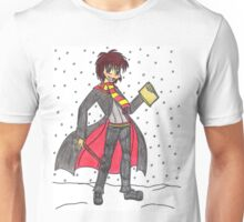 Winter Gryfindor Andy Barclay Unisex T-Shirt