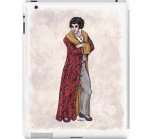 Lord William Rathmell - Regency Fashion Illustration iPad Case/Skin