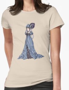 The Dowager Marchioness of Lavington - Regency Fashion Illustration T-Shirt