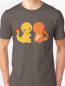 Hey, you look different! ( Charmander ) T-Shirt