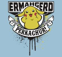 Ermahgerd Perkachur Kids Clothes