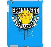 Ermahgerd Perkachur iPad Case/Skin