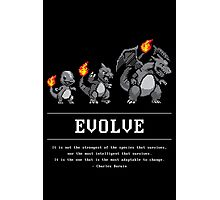 Evolve Photographic Print