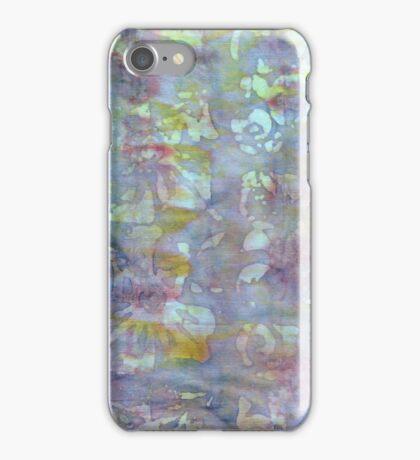 Original batik by Pitney Hemp and Design  iPhone Case/Skin