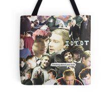 sherlock & john Tote Bag