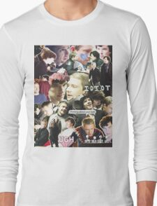 sherlock & john Long Sleeve T-Shirt