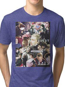 sherlock & john Tri-blend T-Shirt