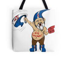 Sports Fan Gnome Tote Bag