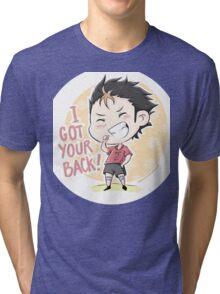 Haikyuu!! Nishinoya Yuu Tri-blend T-Shirt