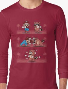 Tanooki Fusion Long Sleeve T-Shirt