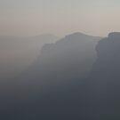 Smokey Outcrops by Geoff Smith