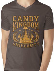 Candy Kingdom University Mens V-Neck T-Shirt