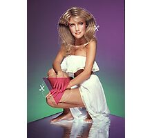 Heather Locklear Cutout Photographic Print