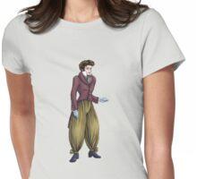 Mr Postumus Enderby - Regency Fashion Illustration Womens Fitted T-Shirt