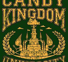 Candy Kingdom University by TeeNinja