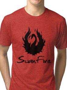 OUAT - SwanFire Tri-blend T-Shirt