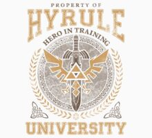 Hyrule University One Piece - Long Sleeve