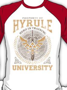 Hyrule University T-Shirt