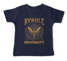 Hyrule University Baby Tee